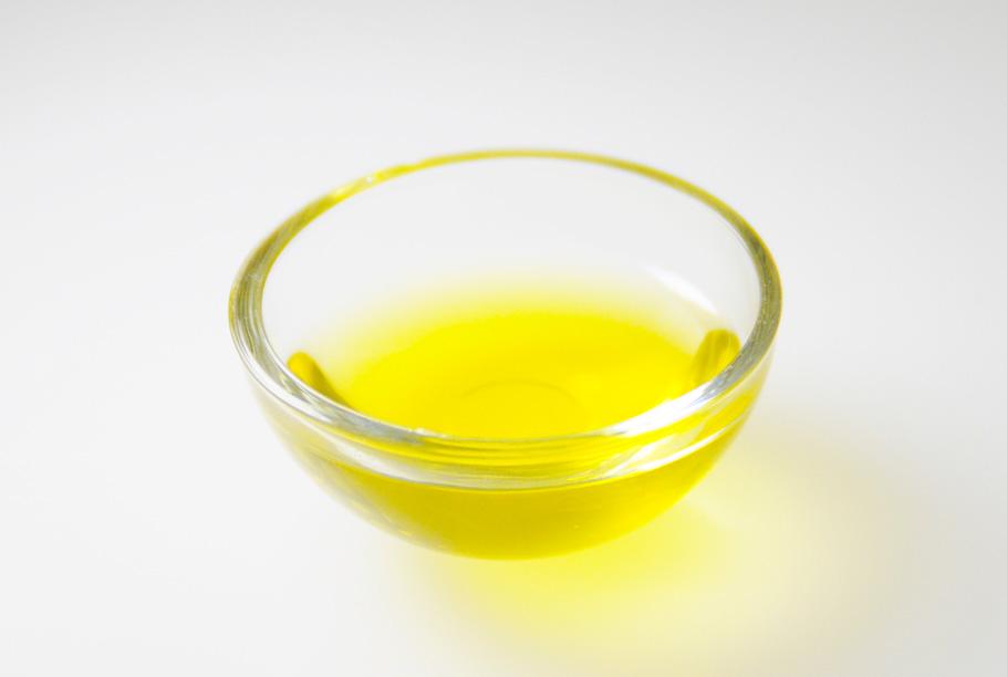 黄色いオイル