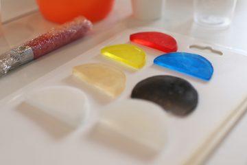 カラーチップで、宝石石鹸づくりがもっと手軽に!