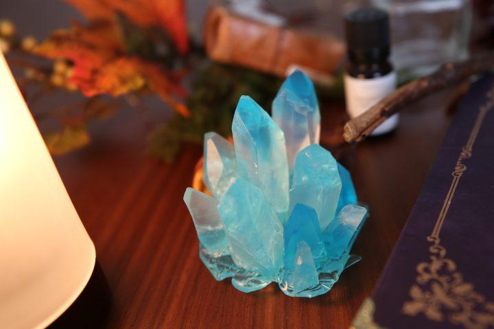 ハロウィンに!魔法使いの宝石石鹸
