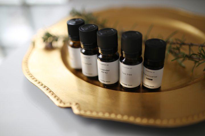 なりたい自分や用途で選ぶ、アロマの香り