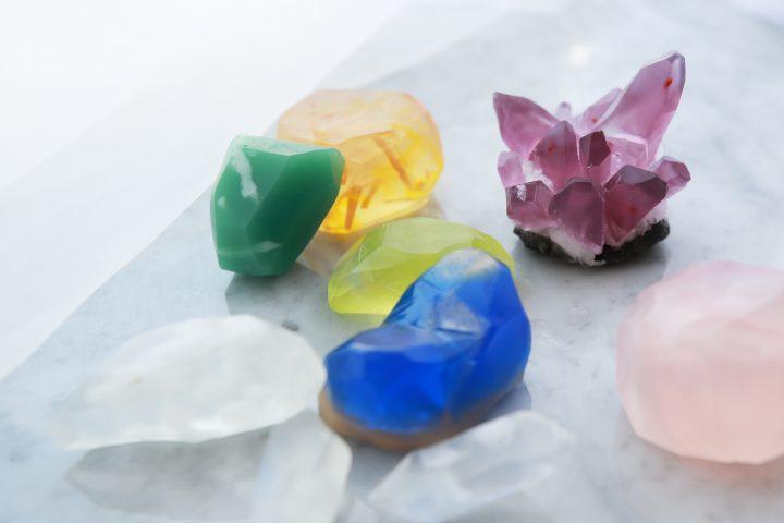 宝石石鹸の作り方