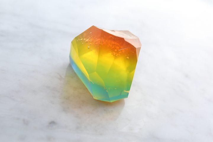 失敗しない!宝石石鹸の色の作り方