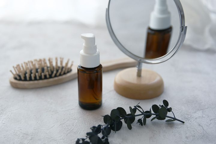 甘い香りのしっとりまとまるヘアオイル