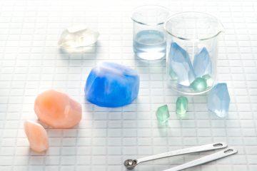 色と香りを組み合わせてオリジナルの宝石石鹸を作ってみよう